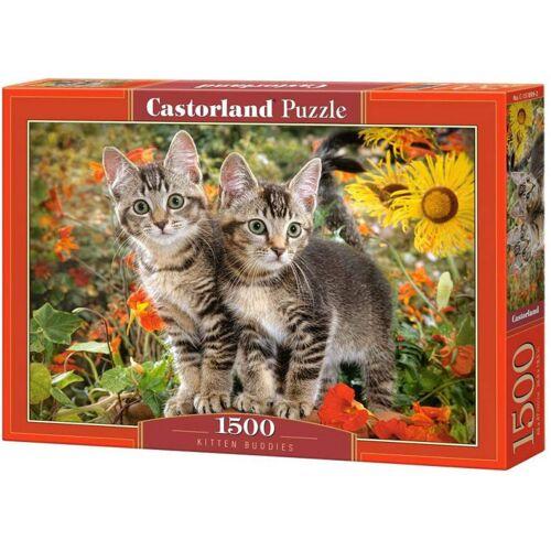 Castorland puzzle Kitten Buddies 68 cm Karton 1500 Teile