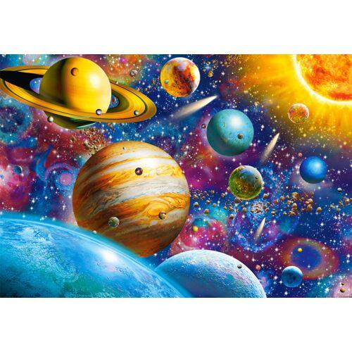 Castorland puzzle Solar System Odyssey 68 cm 1000 Teile