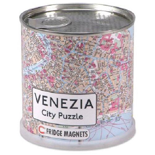 City Puzzle magnetpuzzle Venezia 100 Teile