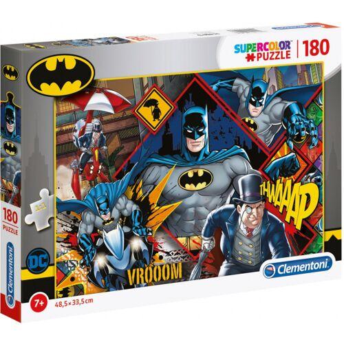 Clementoni puzzlespiel DC Batman Jungen 48 x 33 cm 180 Teile