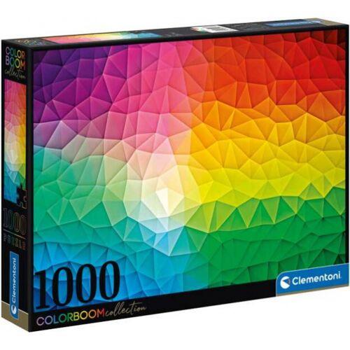 Clementoni puzzle Colorboom mosaik karton 1000 teile