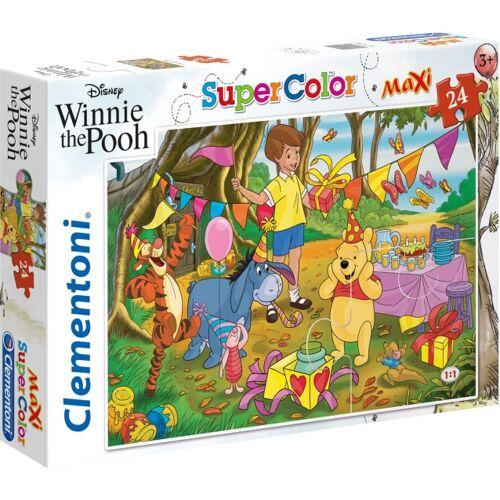Clementoni puzzle Maxi Winnie de Poeh24 Teile