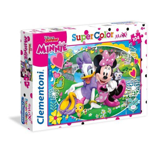 Clementoni puzzle Minnie Maus Picknick 104 Teile