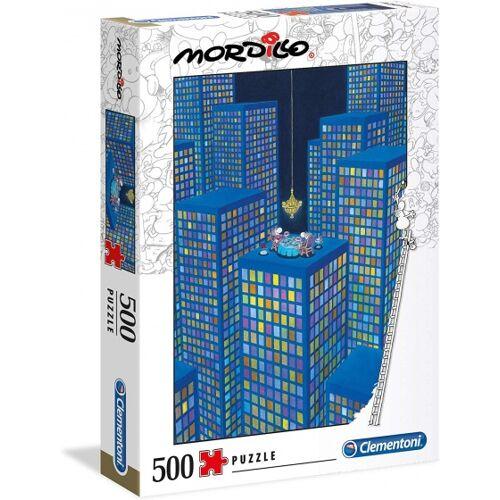 Clementoni puzzle Mordillo  Abendessen 500 Teile
