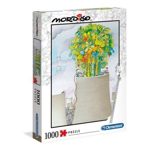 Clementoni puzzle Mordillo  die Heilung 1000 Teile