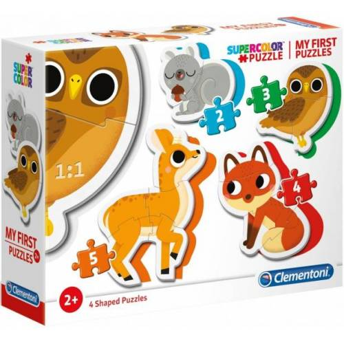 Clementoni puzzle My First Puzzles Waldtiere 30 Teile