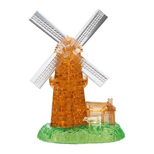 Crystal Puzzle 3D Puzzle Stücke Windmühle 64