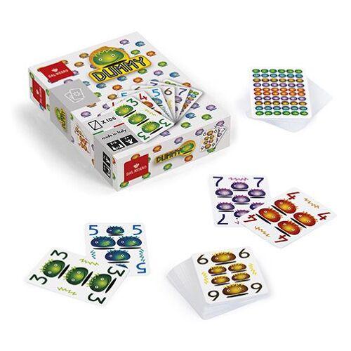 Dal Negro kartenspiel Dummy 14,5 x 10 cm Karton 106 teilig