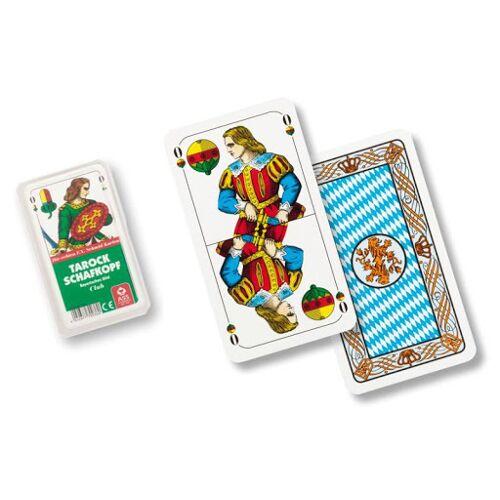 Dal Negro spielkarten Shafkopf TarockKarton grün 36 teilig