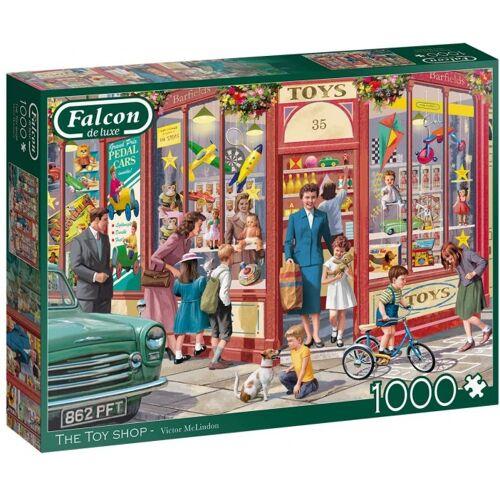 Falcon puzzle The Toy Shop 1000 Teile