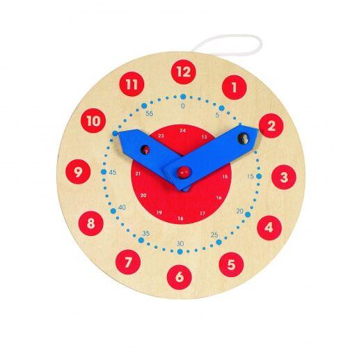 Goki Clock leere Holz
