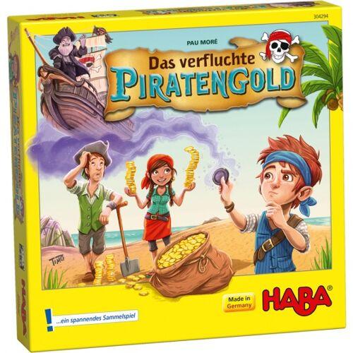 Haba brettspiel das verfluchte Piratengold (de)