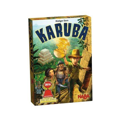Haba Gesellschaftsspiel Karuba (DU)