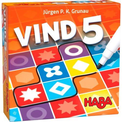 Haba gesellschaftsspiel (NLVind Vijf!)