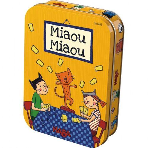Haba kinderspiel Miau Miau (FR)