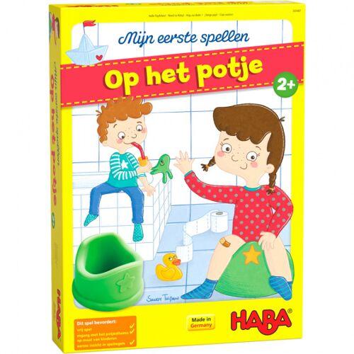 Haba lernspiel On The Potje junior Karton / Silikon 7 teilig (NL)
