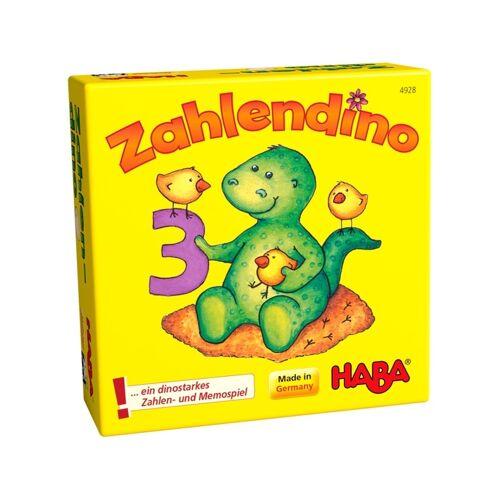 Haba Lernspiel Zahle Dino (DU)
