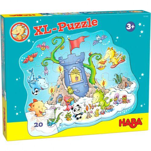 Haba puzzle Dragon Fire Junior Karton 20 Teile