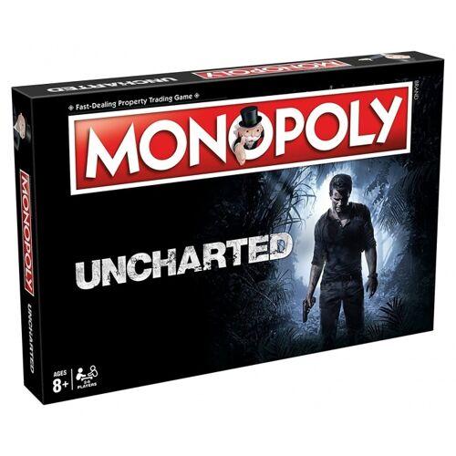 Hasbro Monopoly Uncharted (de)