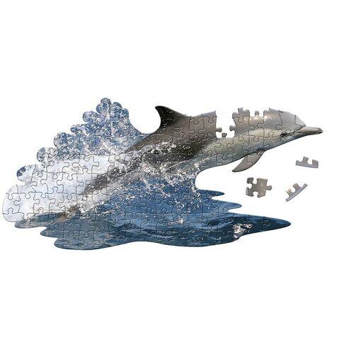 Madd Capp puzzle Delphin blau 100 Teile