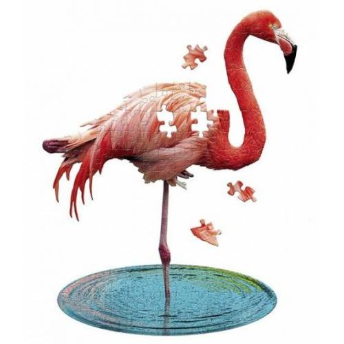 Madd Capp puzzle Flamingo rosa 100 Stück
