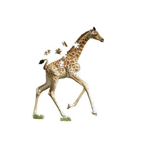 Madd Capp puzzle Giraffe orange 100 Stück