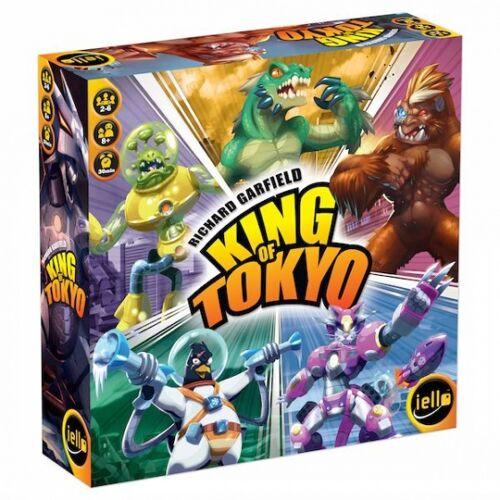 Iello König von Tokyo Brettspiel