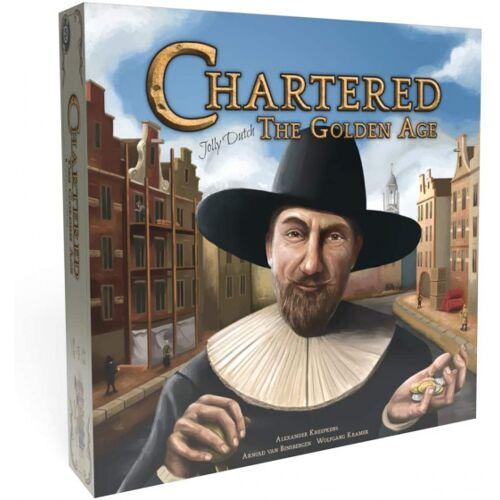 Jolly Dutch brettspiel Chartered   Das Goldene Zeitalter