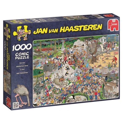 Jumbo puzzlespiel Jan van Haasteren Der Zoo 1000 Teile