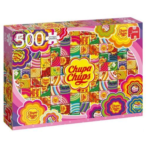 Jumbo puzzle Chupa Chups Colourful 500 Teile