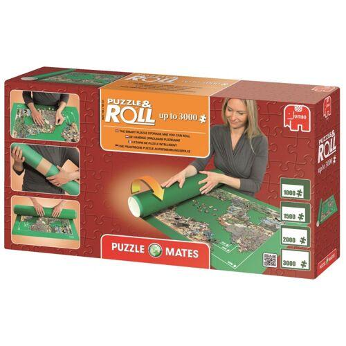 Jumbo Puzzle & Roll puzzel Stücke