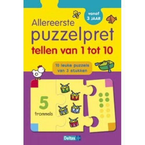 Deltas Zählen Puzzle Spaß von 1 bis 10 Stück von 30
