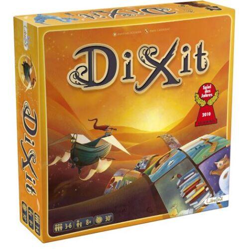 Libellud Brettspiel Dixit Basis (NL)