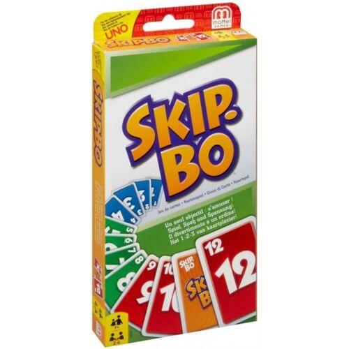 Mattel Skip Bo Kartenspiel