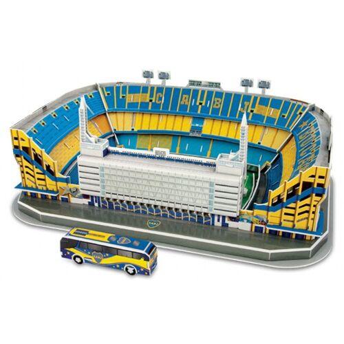 Nanostad 3D Puzzle La Bombonera Stadion 74 Teile