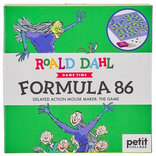 Petit Collage brettspiel Formel 86 Hexen Papier/Karton lila