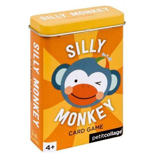 Petit Collage Kartenspiel Affe 52 teilig