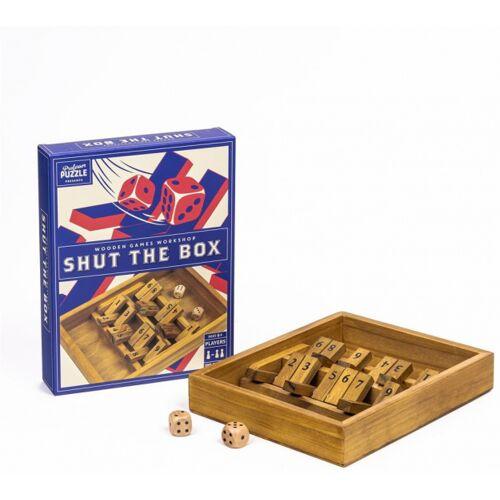 Professor Puzzle würfelspiel Shut the Box