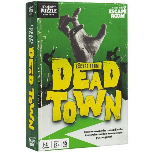 Professor Puzzle Flucht aus der Toten Stadt