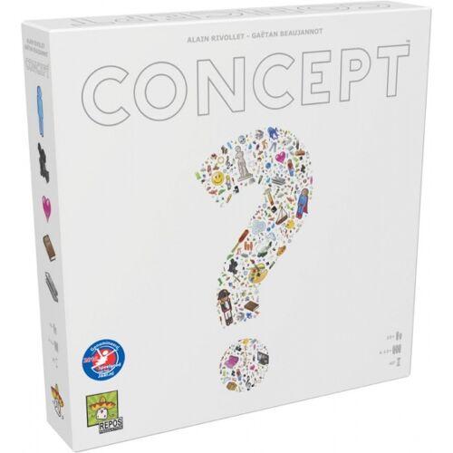 Repos Production Brettspiel Concept (NL)