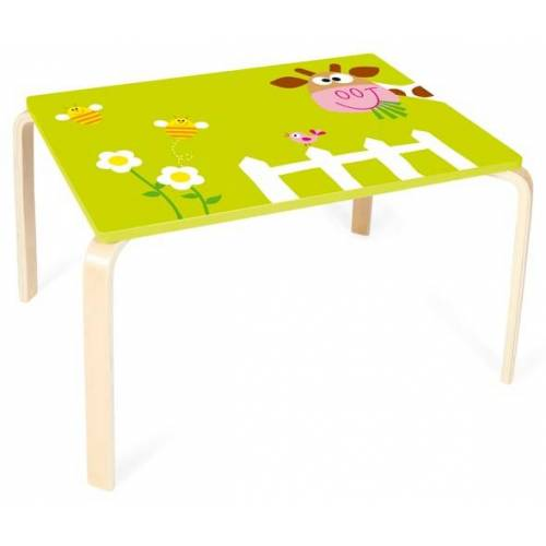 Scratch Deco: Tabelle Cow Marie