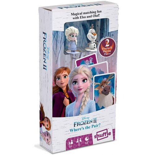 Shuffle kartenspiel Frozen 2 Wo ist das Paar? Junior Karton