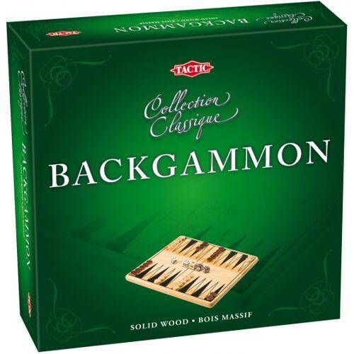 Tactic Brettspiel Backgammon