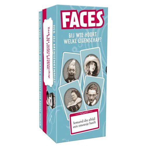 Tactic gesellschaftsspiel Faces (NL)