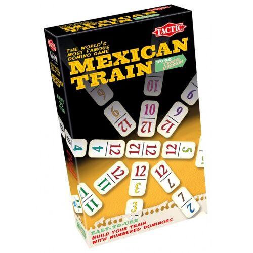 Tactic Brettspiel Mexican Train Travel Version
