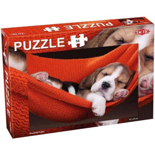 Tactic puzzle Sleeping Puppy junior Karton 56 Teile