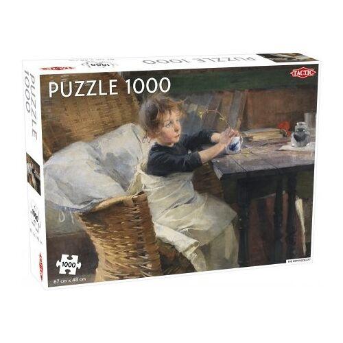 Tactic puzzle Das Genesende 1000 Teile