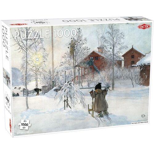 Tactic puzzle Wintergarten 1000 Teile
