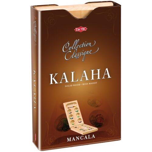 Tactic Spiel Kalaha in Blechdose