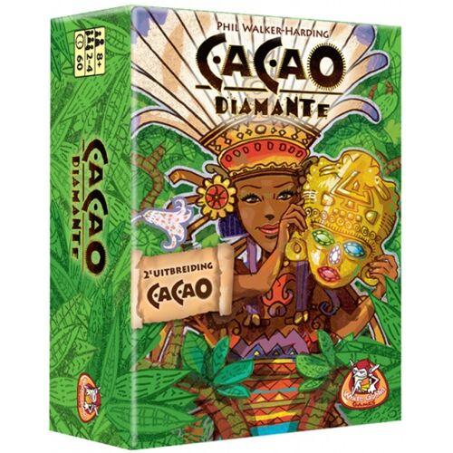 White Goblin Games brettspiel CaCao 2. Erweiterung: Diamante